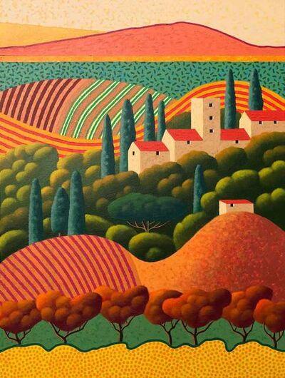 Poul Webb, 'Chianti, Italy II', 2020