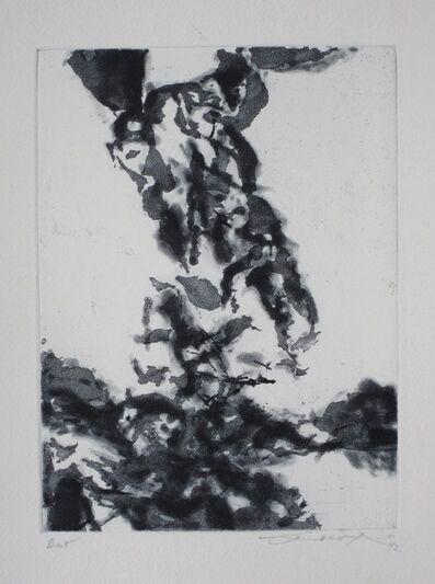 Zao Wou-Ki 趙無極, ' Le Prophete (356)', 1992