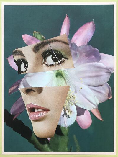 Eva Lake, 'Cactus Flower No. 3', 2020