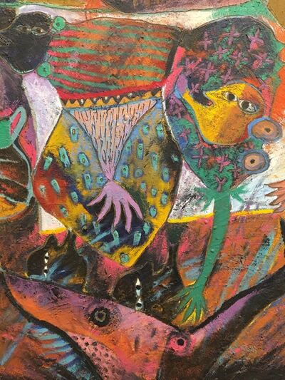 Alejandro Santiago, 'Untitled', 1991