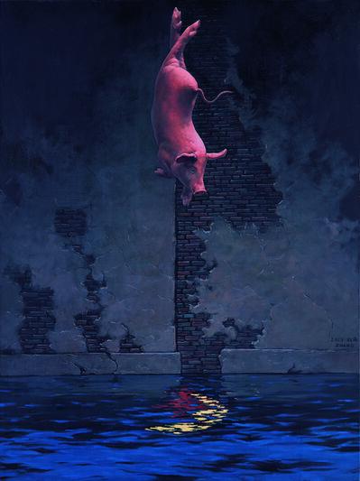ZHANG LINHAI, 'Sandbox series', 2011