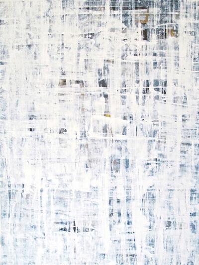 Gudrun Mertes-Frady, 'Falling White #3', 2014