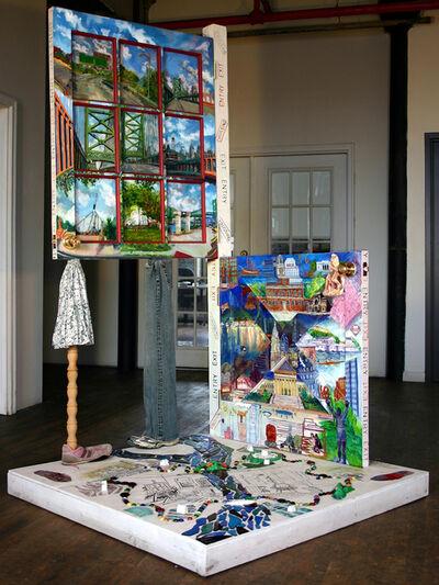Carol Taylor-Kearney, 'Entry-Crossing_Exit', 2015