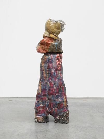 Jessica Jackson Hutchins, 'Red Arm', 2017