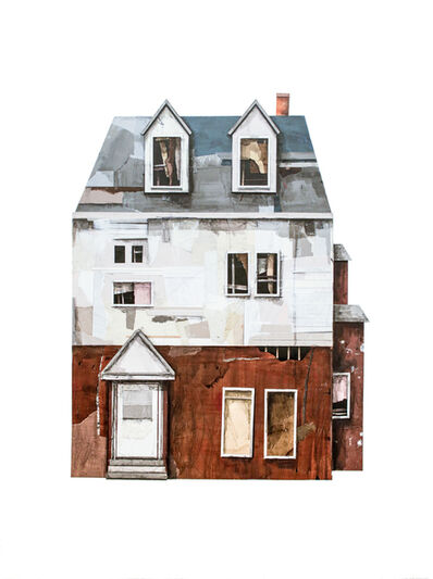 Seth Clark, 'House Portrait I', 2016