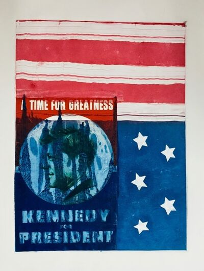 Leonor Anthony, 'A Time for Greatness', 2016