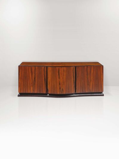 Luciano Frigerio, 'A Juppiter sideboard with a rosewood structure', 1966