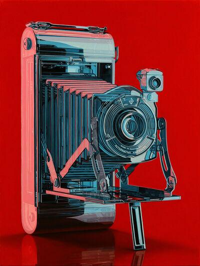Jeff Bartels, 'Clear Accordion Camera', 2020