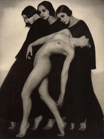 Rudolf Koppitz, 'Bewegungsstudie (Movement Study)', 1925/1936
