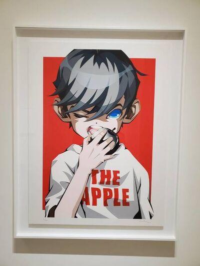 Hiroyuki Matsuura, 'Apple', 2020