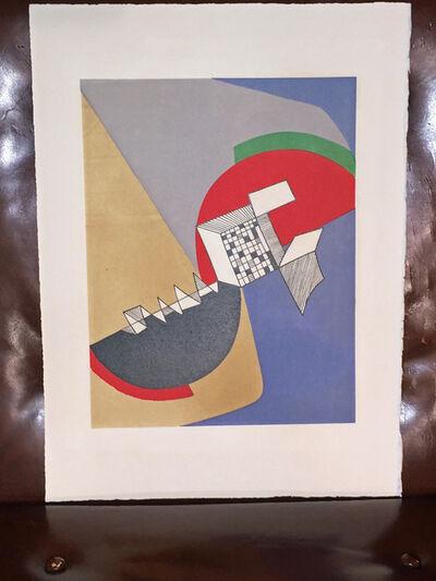 Hans Arp, 'JEAN ARP - SONIA DELAUNAY - ALBERTO MAGNELLI - SOPHIE TAEUBER-ARP', 1950