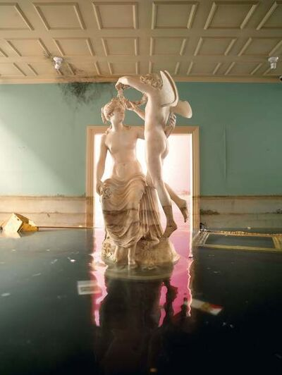 David LaChapelle, 'After the Deluge: Statue', 2007