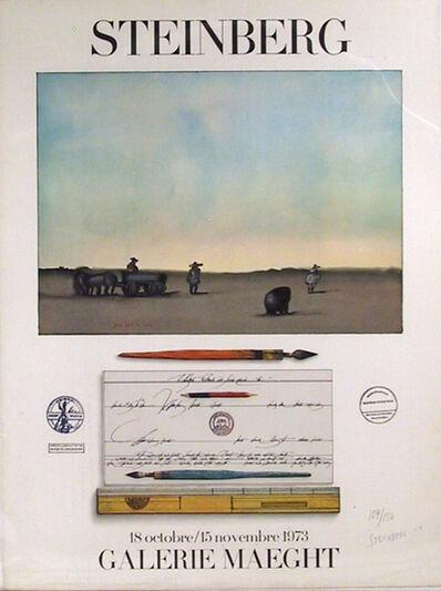 Saul Steinberg, 'Galerie Maeght', 1973