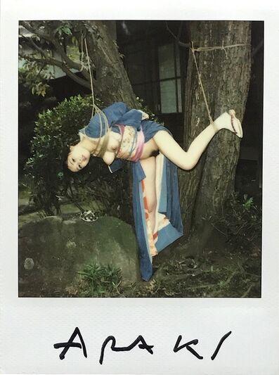 Nobuyoshi Araki, 'Bondage polaroid', Unknown
