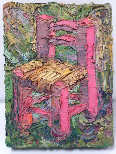 Elsa Flores, 'Maya's Chair', 1985