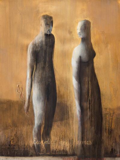 Deborah Bell, 'Eurydice and Hermes', 2019