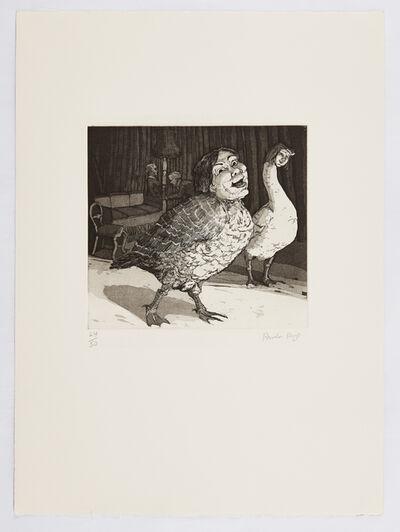 Paula Rego, 'Goosey-Goosey Gander', 1989