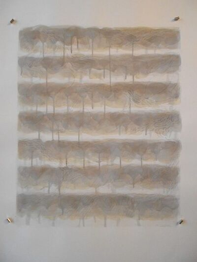 Nancy Genn, 'Tidelines 5', 2013