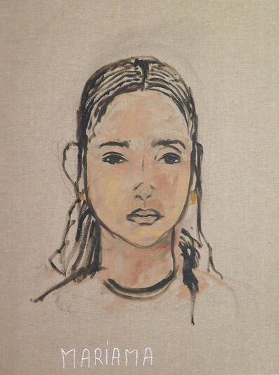 Dalila Dalléas, 'Mariama - série Dakar Studio', 2018