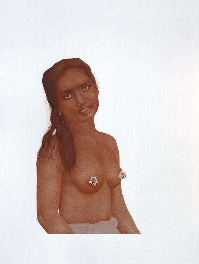 Muhammad Zeeshan, 'Nangeli 13', 2021