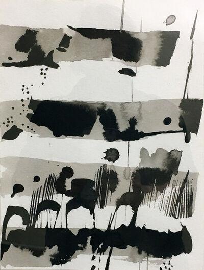 Alan Montgomery, 'Bog Cuts; Vegetal gods and godesses', 2017