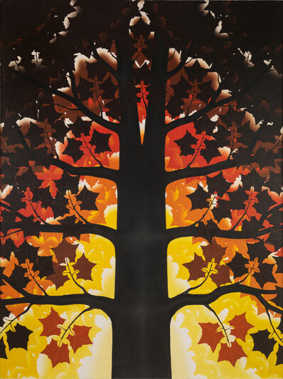 Roger Brown, 'American Sycamore', 1982