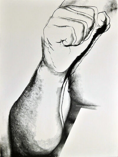 Andy Warhol, 'Muhammad Ali: The Fist', 1978