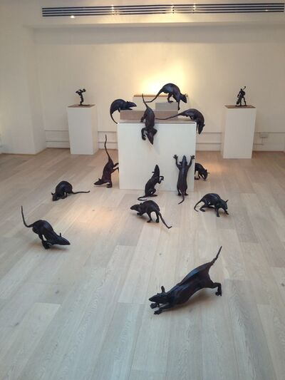 Sophie Dickens, 'Plague of Rats', 2010