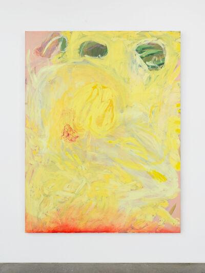 Rachel Rossin, 'Swollen Tulip, Goya Touch', 2021