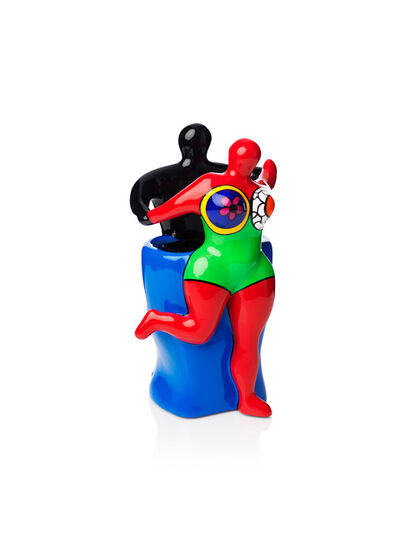 Niki de Saint Phalle, 'The Couple. ', 2000