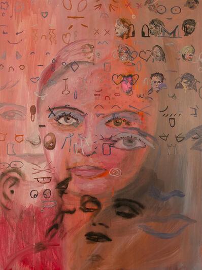 Tony Oursler, 'Dissembler', 2012