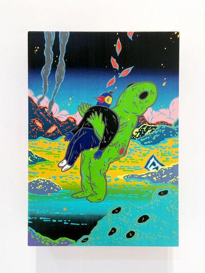 Chang Teng-yuan 張騰遠, 'New Human - Alien ', 2020