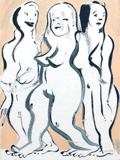 Alexa Guariglia, 'Modern Ladies', 2014