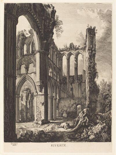 George Cuitt the Younger, 'Riveaux', 1825