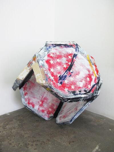 Thomas Øvlisen, 'Falling feeling fleeting fearing floating', 2016