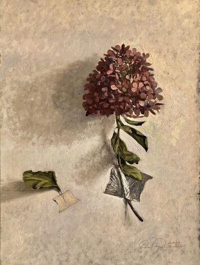 Eric Forstmann, 'Hydrangea Leaving', 2019