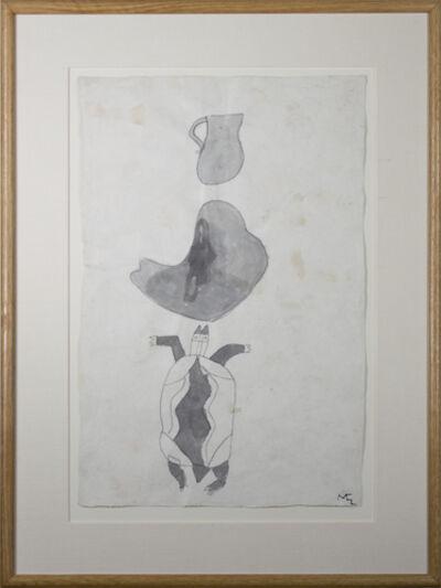 Miguel Castro Leñero, 'Turtle, Desert & Pitcher', 1991