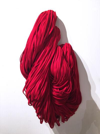 Bianca Pratorius, 'Crimson Colony', 2019