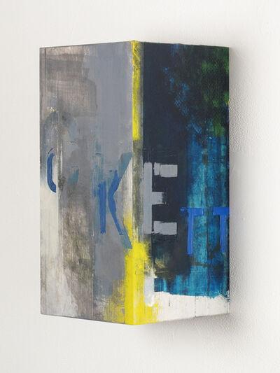 Brian Dupont, 'Nocturne (Beckett)', 2014