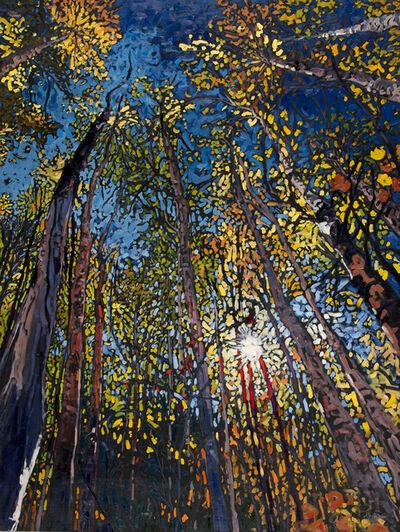 Deb Komitor, 'Rising above the Moon', 2015