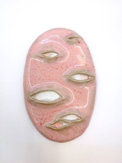 Klara Lilja, 'Six-eyed Mask', 2017