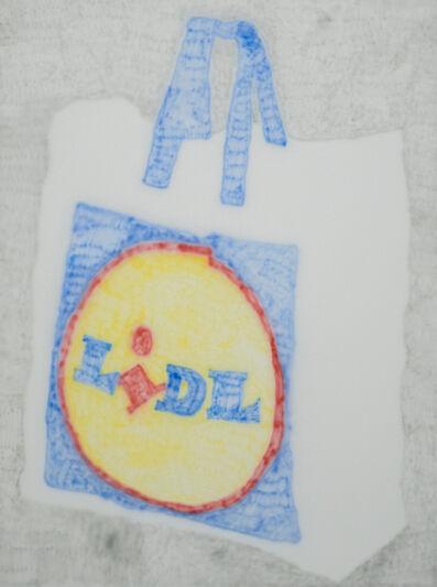 Ricardo Passaporte, 'LIDL bag', 2017