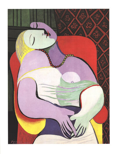 Pablo Picasso, 'Le Reve (Marie Therese)', 2017
