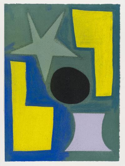 Julian Martin, 'Untitled (shapes)', 2012