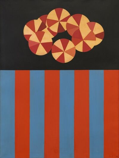 Sally Cook, 'Starflower', 1966