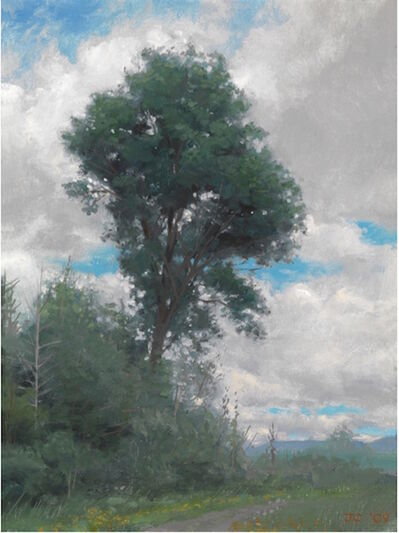 Jacob Collins, 'Maple Tree', 2009
