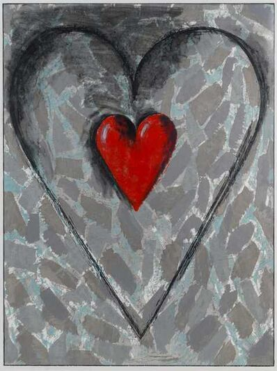Jim Dine, 'The Gray Fort', 2003