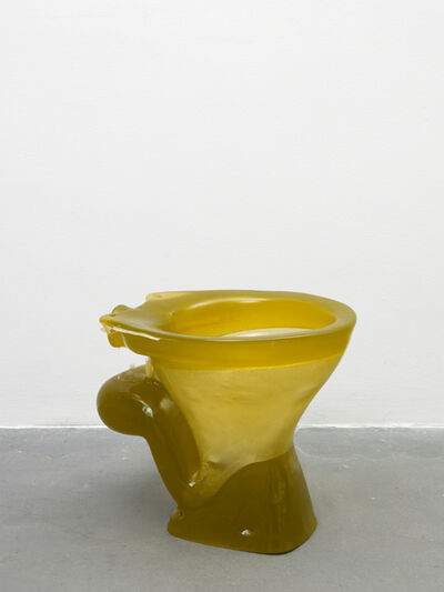 Sarah Lucas, 'The Old In Out', 1998