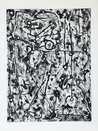 Alfonso Ossorio, 'Quod, dixi, dixi', 1984