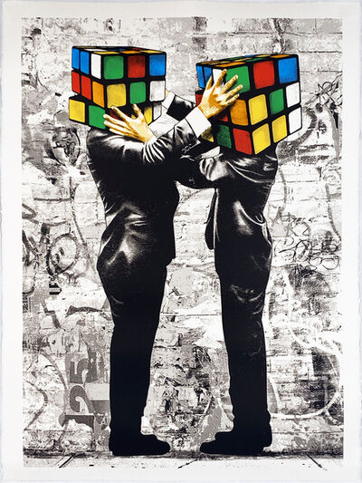 Hijack, ''Puzzled' (version 2)', 2020